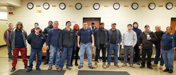 [PIC] The Dutches BOCES Facilities & Operations Staff Members