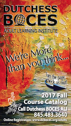 Adult Learning Institute 2017 Fall Course Catalog Cover