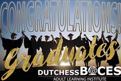 [PIC] Congratulations to High School Equivalency Graduates