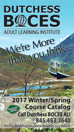 Adult Learning Institute 2017 Winter/Spring Catalog Cover