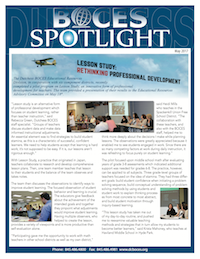 [PIC] BOCES Second May 2017 Spotlight Cover