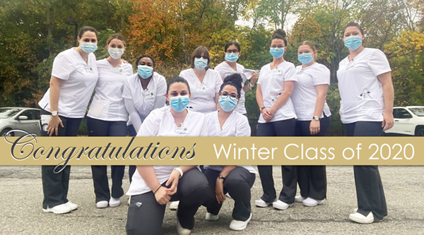 [PIC] Career & Technical Institute School Of Practical Nursing Program Winter 2020 Graduates