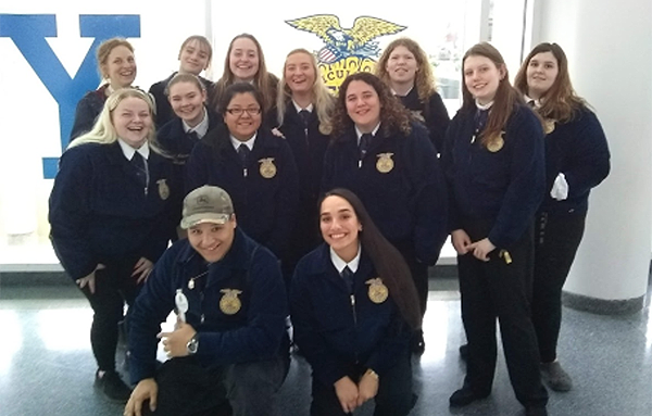 [PIC] FFA State 2019 Convention Student Participants