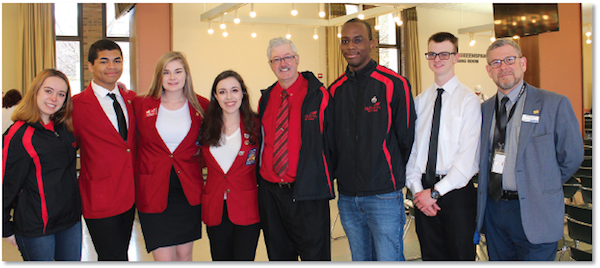 [PIC] 2019 SkillsUSA Student Competitors and Advisiors
