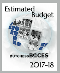 [PIC] Cover of Dutchess BOCES 2017-2018 Estimated Budget Book