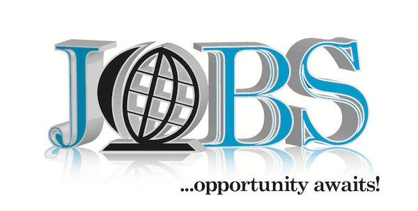[PIC]  Graphic Utiliazing BOCES Globe Logo As The 'O' in The Word JOBS