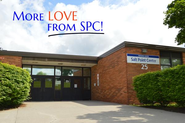 [PIC] Front Entrance Of Salt Point Center Building